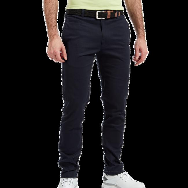 Chino mit schmalem Beinschnitt