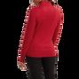Wärmende Jersey-Jacke mit Reißverschluss