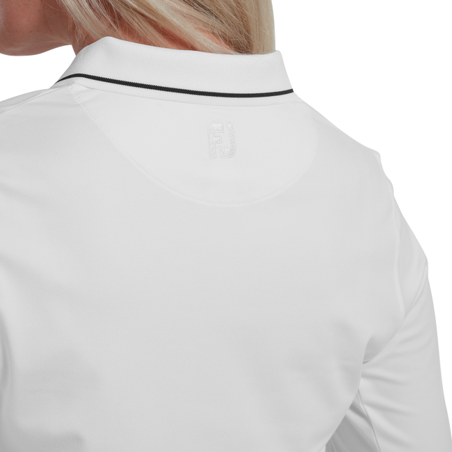 Damen Thermo-Langarm-Polo