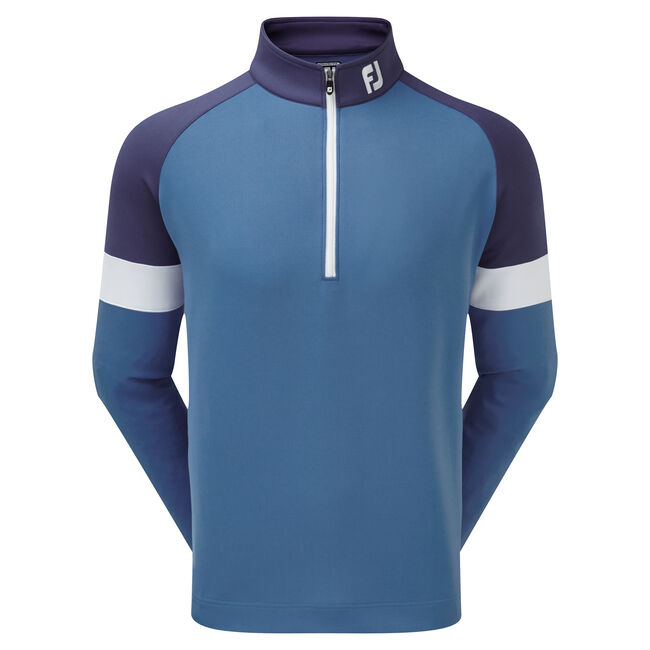 Jersey Chill-Out Pullover mit Armstreifen