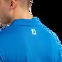 Stretch Pikee mit Rippenstrick-Kragen, Uni