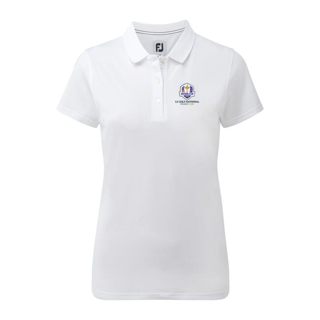 2018 Ryder Cup Women's Stretch Pique Solid
