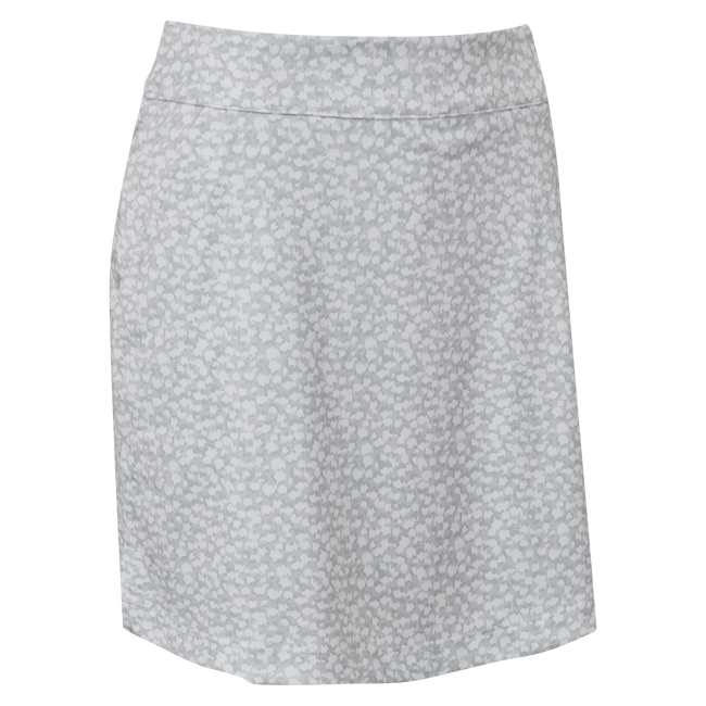 Women's Interlock Print Skort