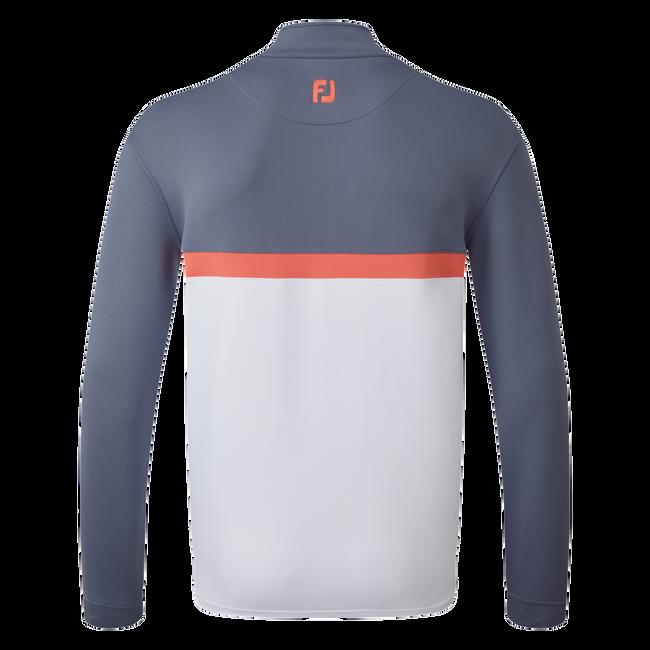 Chill-Out Pullover im Colorblock-Design