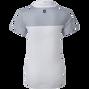 Damen-Jersey mit Schulter in Pünktchenmuster