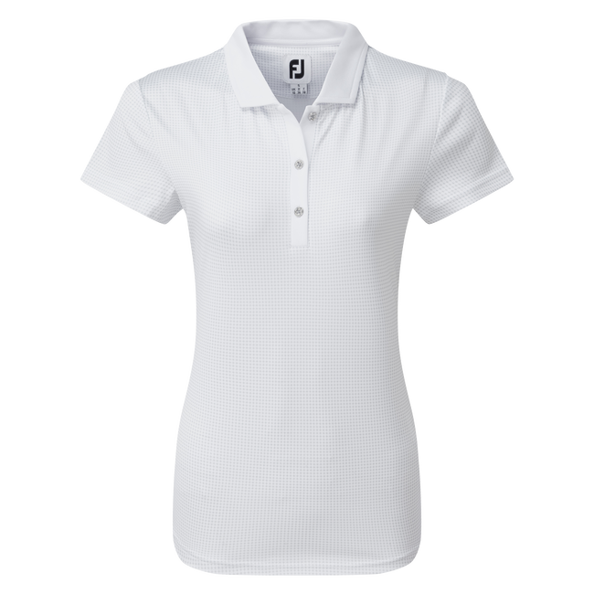 Women's Lisle Sleeveless Shirt with Neck Trim