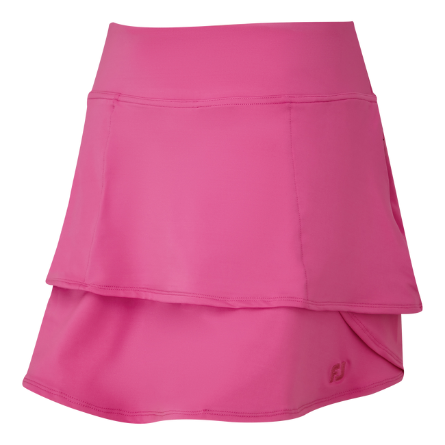 Women's Lightweight Jersey knit Layered Skort