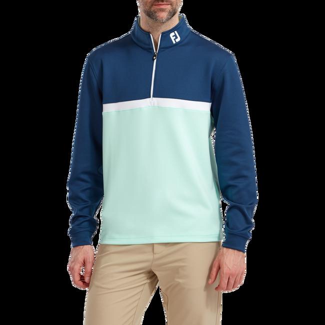 Pullover Chill-Out à blocs de couleurs