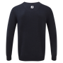 Wool Blend V-Neck Pullover