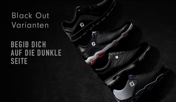 FootJoy Black Out Varianten