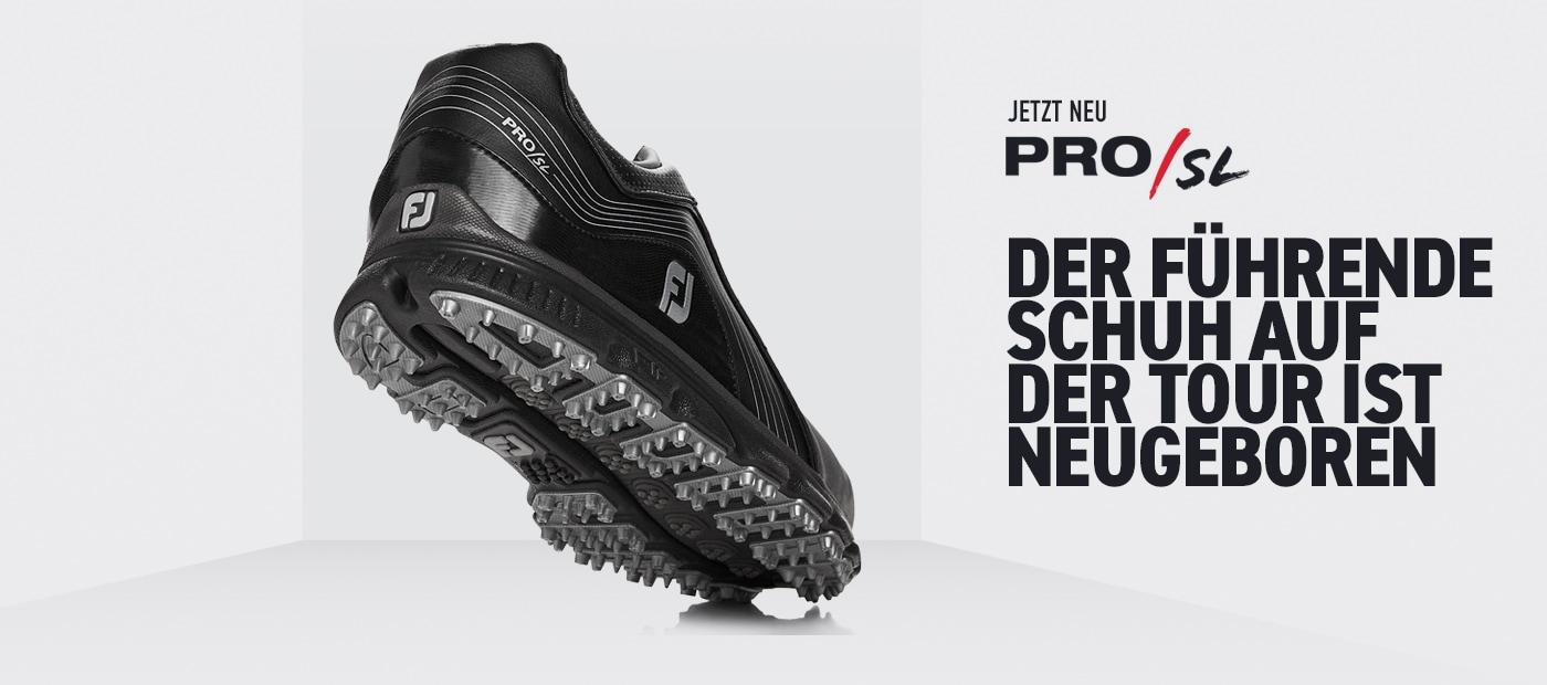 FootJoy Pro/SL The Hottest Shoe on Tour